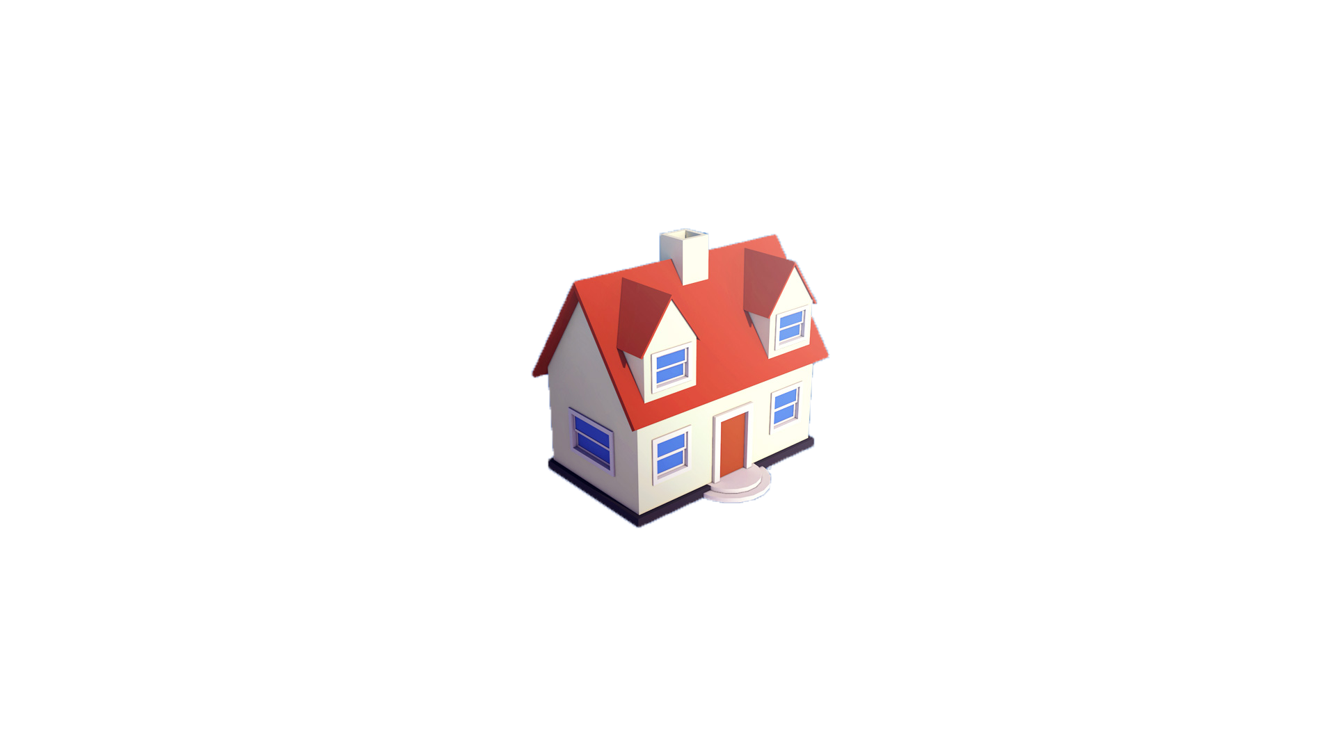 ساخت یک خانه سه بعدی در 3DS MAX