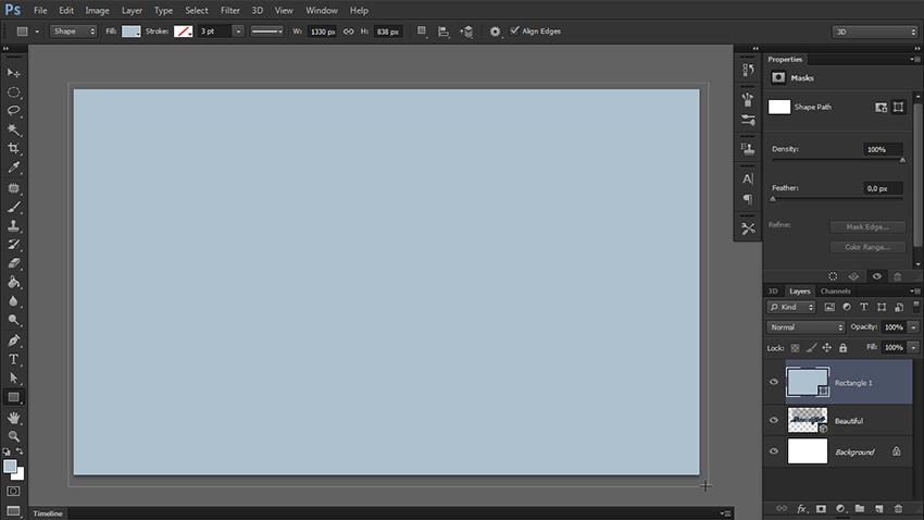 چگونه یک متن سه بعدی در فتوشاپ طراحی کنیم؟ 7