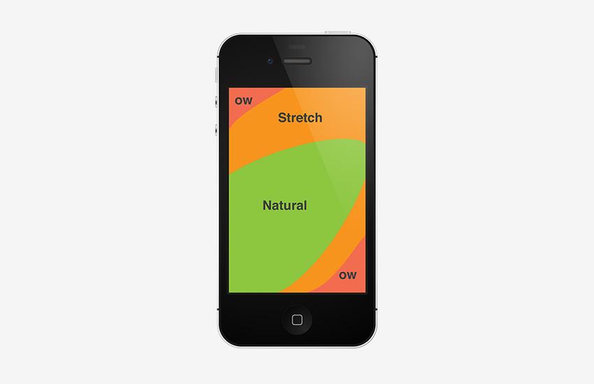 5 اصل ساده در طراحی UI موبایل 2