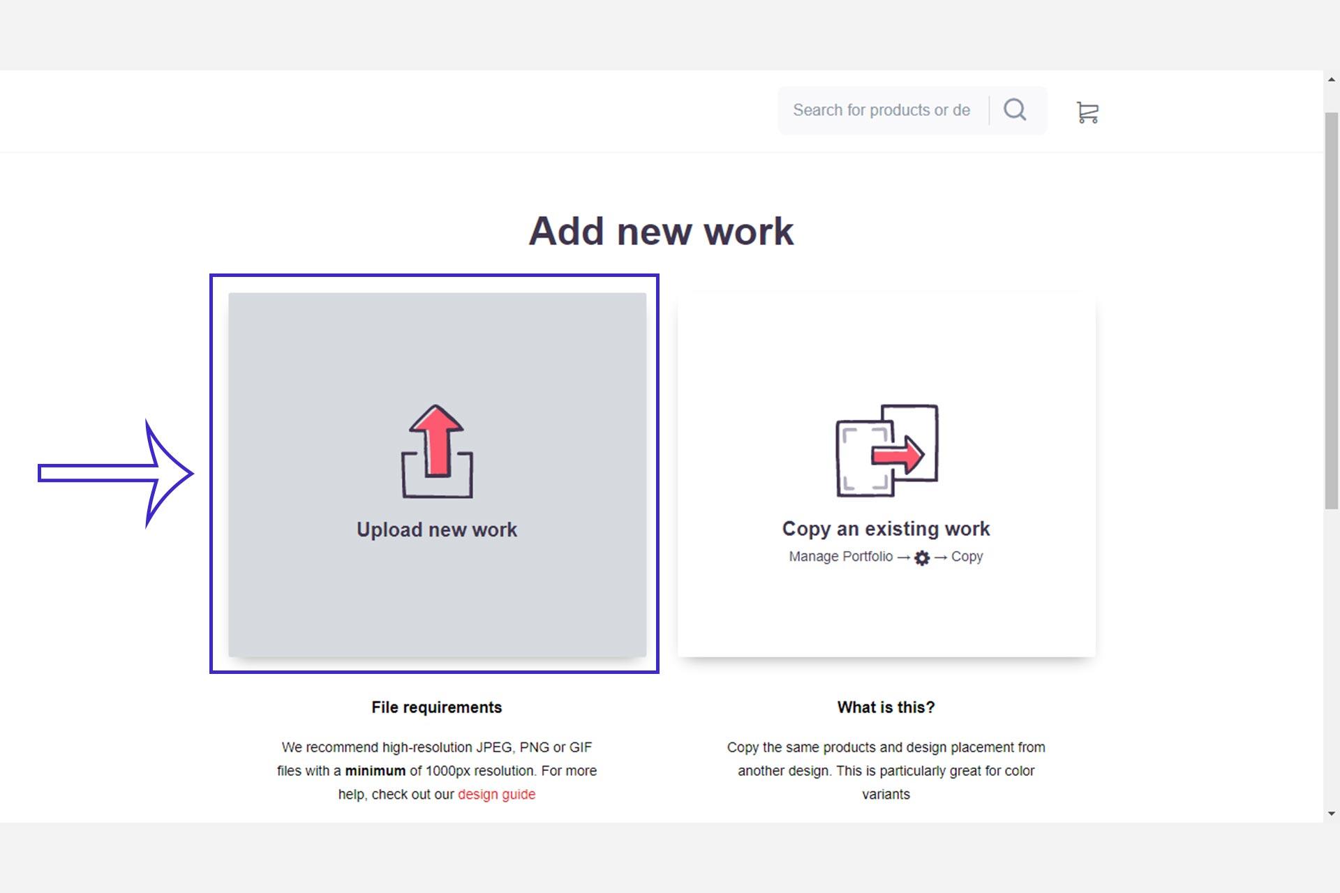 طراحی محصول در Redbubble, redbubble.com