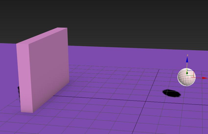 تخریب عناصر در 3ds Max 4