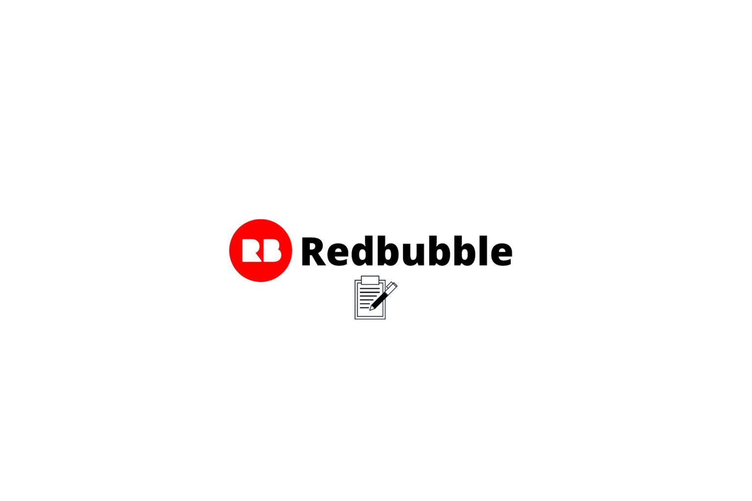 ثبت نام در Redbubble,
