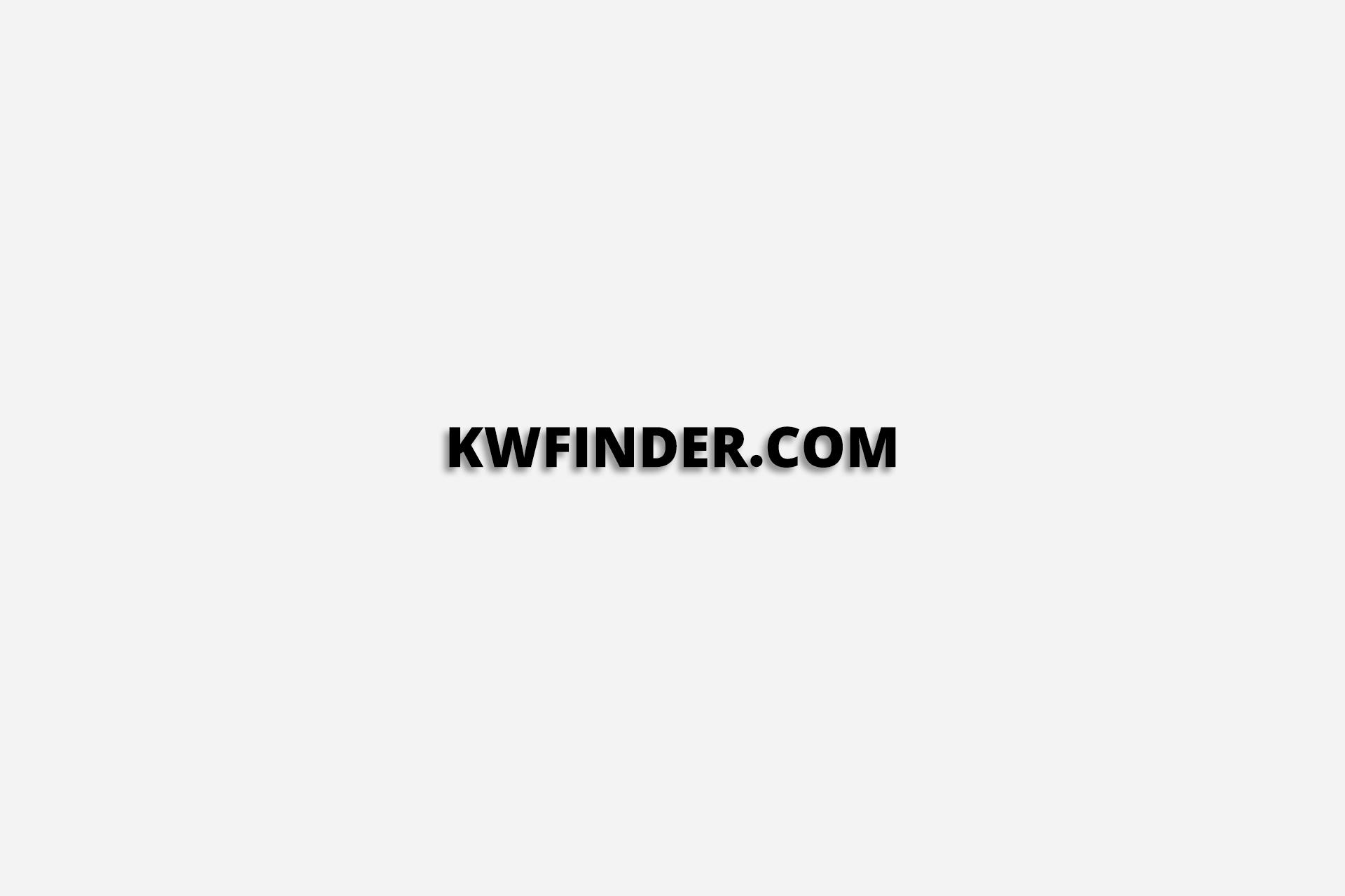 ایده کسب درآمد دلاری با چاپ بنابر تقاضا, KWFINDER